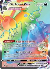 Garbodor VMAX - 216/203 - Secret Rare
