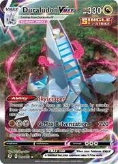 Duraludon VMAX - 220/203 - Secret Rare