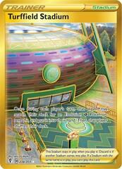 Turffield Stadium - 234/203 - Secret Rare