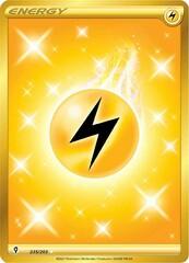 Lightning Energy - 235/203 - Secret Rare