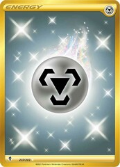 Metal Energy - 237/203 - Secret Rare