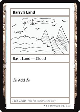 Barrys Land (No PW Symbol)