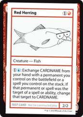 Red Herring (No PW Symbol)