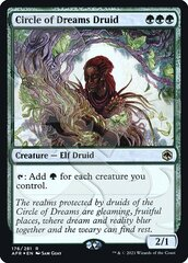 Circle of Dreams Druid - Foil - Ampersand Promo
