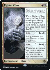 Fighter Class - Foil - Ampersand Promo