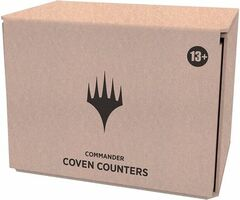 Innistrad: Midnight Hunt Commander Deck: Coven Counters (Minimal Packaging)