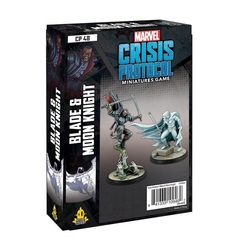 Marvel: Crisis Protocol - Blade and Moon Knight Character Pack