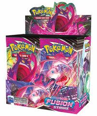 Sword & Shield - Fusion Strike Booster Box