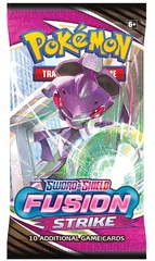 Sword & Shield - Fusion Strike Booster Pack