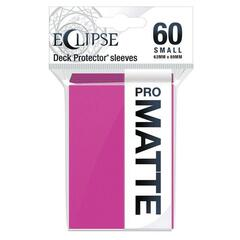 Ultra Pro: Eclipse PRO-Matte Small Deck Protector Sleeves 60ct - Pink