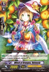Witch of Oranges, Valencia - V-SS09/041EN - RRR