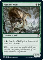 Pestilent Wolf - Foil