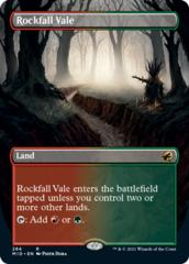 Rockfall Vale - Foil - Borderless