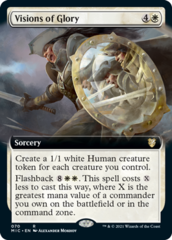 Visions of Glory - Extended Art