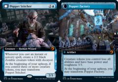 Poppet Stitcher // Poppet Factory - Extended Art