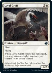 Loyal Gryff - Foil
