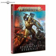 Battletome: Stormcast Eternals (HB) French