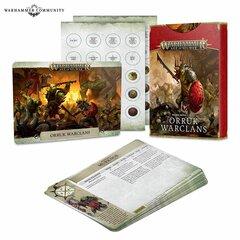Warscroll Cards: Orruk Warclans (English)