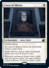 Curse of Silence