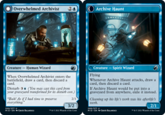 Overwhelmed Archivist // Archive Haunt