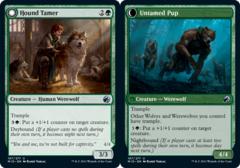 Hound Tamer // Untamed Pup - Foil
