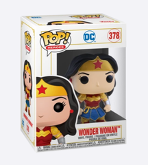 Heroes Series - #378 - Wonder Woman (DC Imperial Palace)
