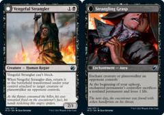 Vengeful Strangler // Strangling Grasp - Foil