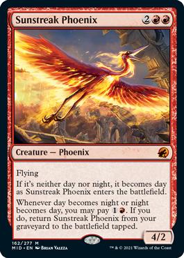 Sunstreak Phoenix