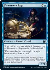 Firmament Sage - Foil