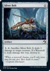Silver Bolt - Foil