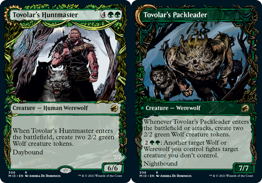 Tovolars Huntmaster // Tovolars Packleader - Showcase