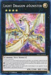 Light Dragon @Ignister - MP21-EN016 - Common - 1st Edition