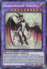 Dragonmaid Sheou - MP21-EN065 - Prismatic Secret Rare - 1st Edition