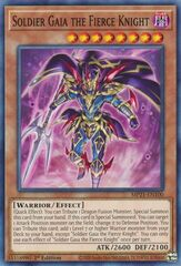 Soldier Gaia The Fierce Knight - MP21-EN100 - Common - 1st Edition