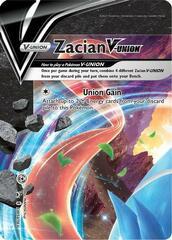 Zacian V-Union - SWSH163 - SWSH Black Star Promos