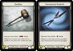 Anothos // Harmonized Kodachi - Unlimited Edition
