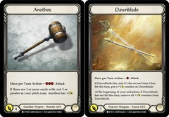 Anothos // Dawnblade - Unlimited Edition