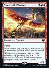 Sunstreak Phoenix - Foil - Prerelease Promo