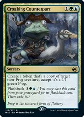 Croaking Counterpart - Promo Pack