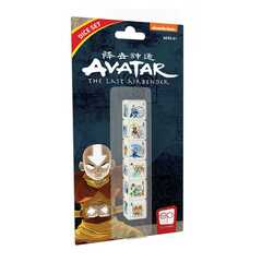 USAopoly - Avatar The Last Airbender Dice Set