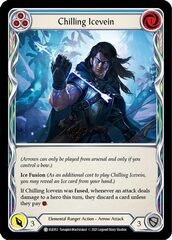 Chilling Icevein (Blue) - 1st Edition
