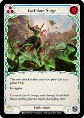 Earthlore Surge (Blue) - 1st Edition