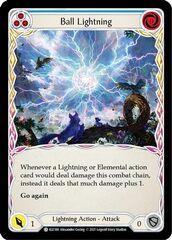 Ball Lightning (Blue) - 1st Edition