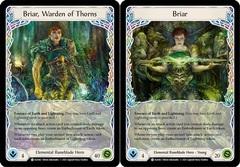 Briar, Warden of Thorns // Briar - 1st Edition