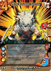 Nitro Explosion: Ignition