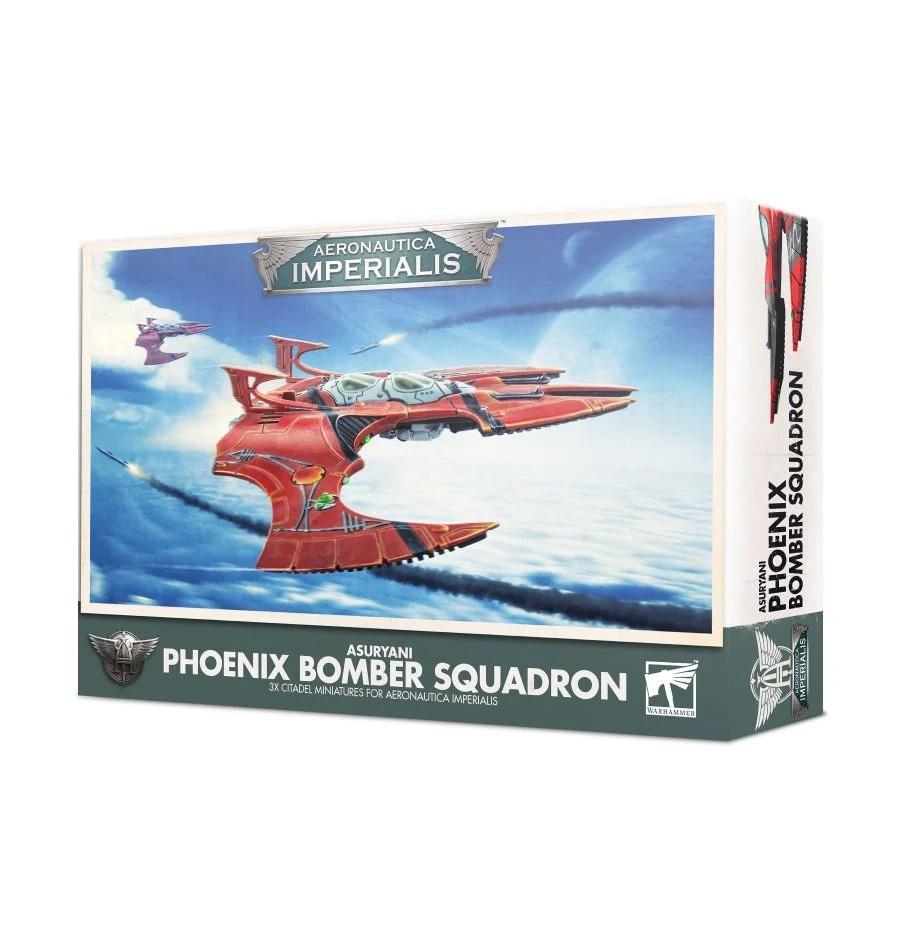 Aeronautica Imperialis: Asuryani Phoenix Bomber Squadron