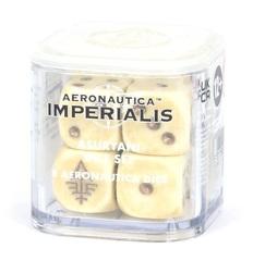 Aeronautica Imperialis: Asuryani Dice Set