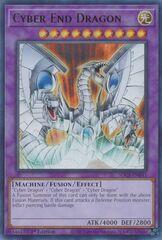 Cyber End Dragon - SDCS-EN041 - Ultra Rare - 1st Edition