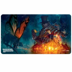 Ultra Pro - D&D Cover Series Standard Gaming Playmat - The Wild Beyond the Witchlight
