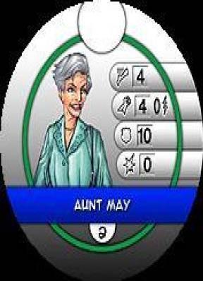 - #MMB001 Aunt May